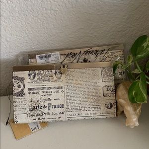 PATRICIA Nash Newspaper Print Wallet Collection